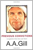 Previous Convictions: Assignments From Here and There