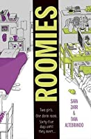 roomies by sara zarr � reviews discussion bookclubs lists