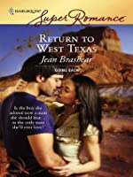 Return to West Texas (Going Back)