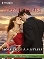 More Than a Mistress (The Pendletons)