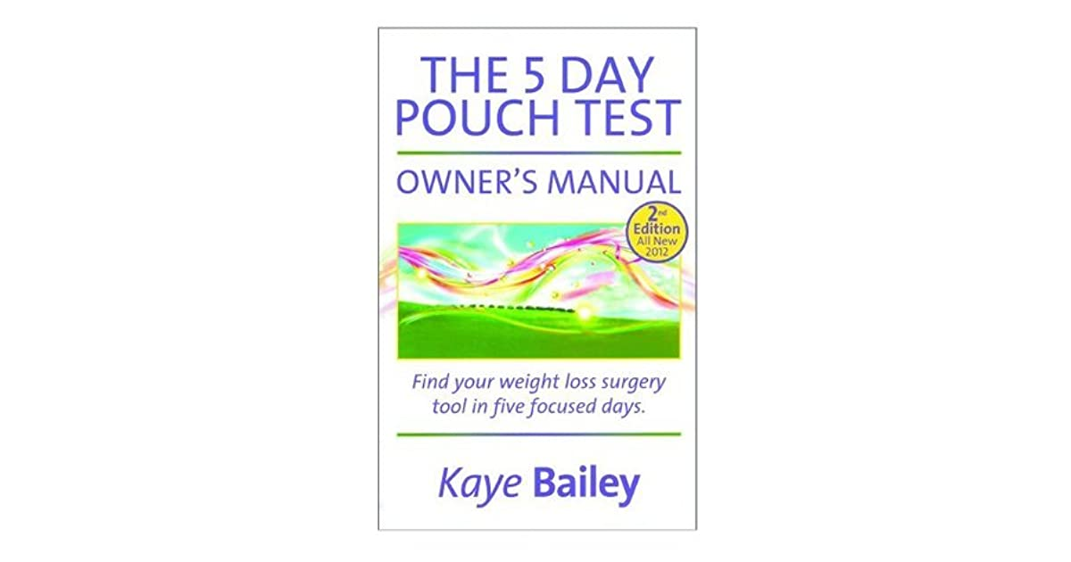 the 5 day pouch test pdf