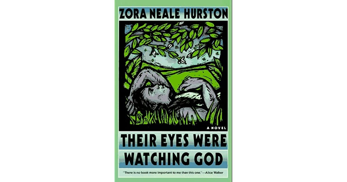 a literary analysis of the metaphors in their eyes were watching god by zora hurston Need help on themes in zora neale hurston's their eyes were watching god check out our thorough thematic analysis literary terms.