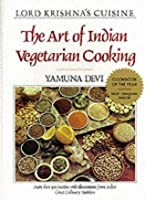 Lord Krishna's Cuisine: The Art of Indian Vegetarian Cooking