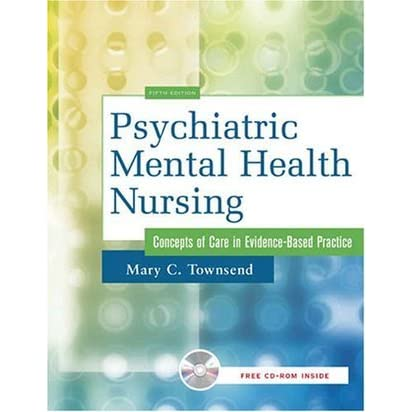 Psychiatric Mental Health Nursing: Concepts of Care in ... | 412 x 412 jpeg 22kB