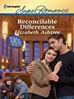 Reconcilable Differences (Harlequin Super Romance)