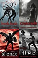 The Complete Hush, Hush Saga: includes Hush, Hush; Crescendo; Silence and Finale