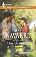 A Ranch for His Family (Harlequin Superromance)