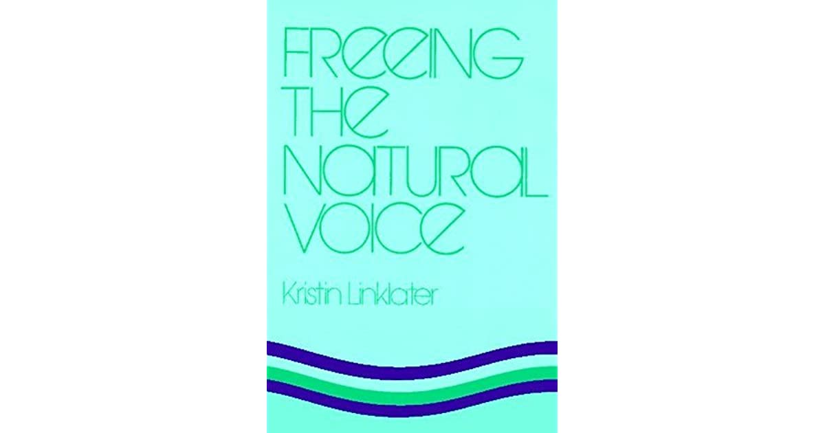 Freeing Your Natural Voice