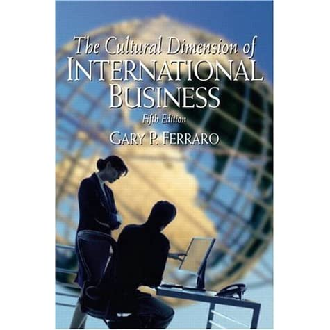 dimensions of international business Essays - largest database of quality sample essays and research papers on dimensions of international business.