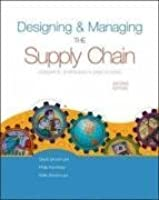 Designing & Managing the Supply Chain: Concepts, Strategies & Case Studies (Book & CD-Rom)