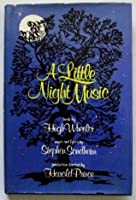 A little night music;: A new musical comedy