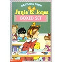 Junie B. Jones Boxed 1-8 book Set!