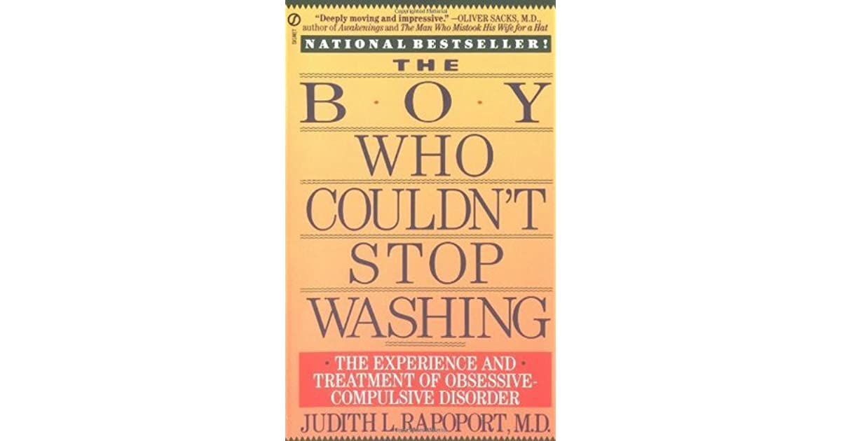 the boy who couldnt stop washing essay How can we stop soil from washing away is part of smithsonian science for the classroom, a brand new curriculum series by the smithsonian science education center.