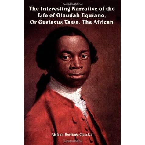 the discovery of true identity in the interesting narrative of the life of olaudah equiano homemade