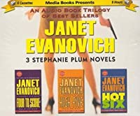 A Trilogy of Janet Evanovich (Stephanie Plum, #4-6)
