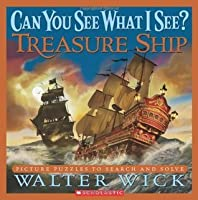 Can You See What I See? Treasure Ship: Picture Puzzles to Search and Solve