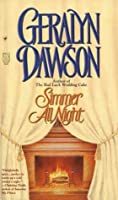 Simmer All Night (Bad Luck Abroad, #1)