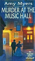 Murder At The Music Hall: (Auguste Didier Mystery 8)