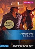Stampeded (Whitehorse, Montana:  Chisholm Cattle Company)