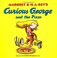 Image result for curious george and the pizza book