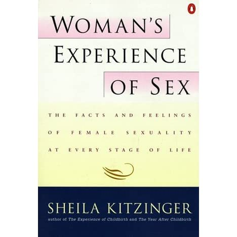 Woman S Experience Of Sex 57
