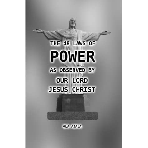 48 laws of power review pdf