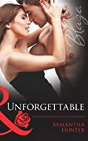 Unforgettable (Mills & Boon Blaze) (Forbidden: A Shade Darker, Book 1) (Unrated! 2)