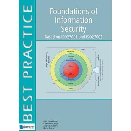 foundations of information security based on iso27001 and iso27002 pdf