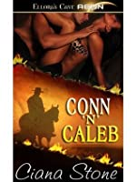 Conn 'n' Caleb (Hot in the Saddle, #4)
