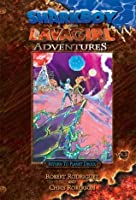 Return to Planet Drool (Sharkboy and Lavagirl Adventures, #2)
