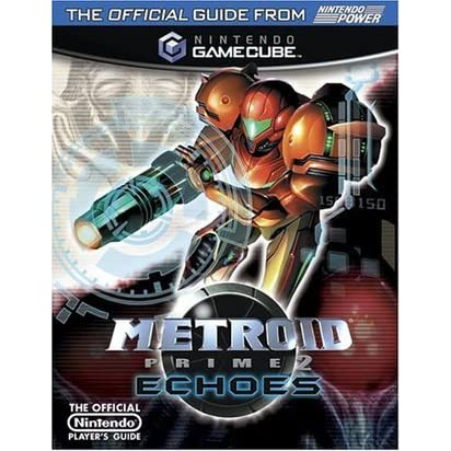 Official Nintendo Metroid Prime 2: Echoes Player's Guide ...