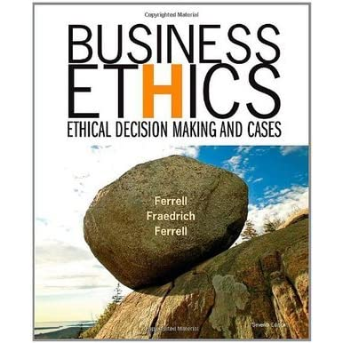 The summary and critique of the article making ethical decisions