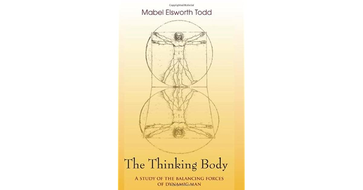 The thinking body mabel elsworth todd