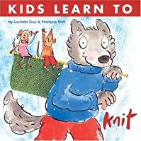Kids Learn to Knit