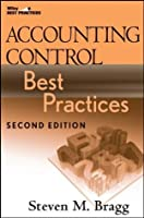 Accounting Control Best Practices (Wiley Best Practices)