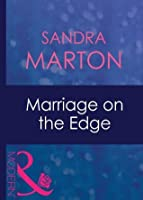 Marriage on the Edge (Mills & Boon Modern) (The Barons - Book 1)