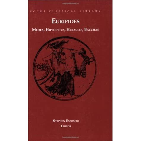 gods influencing humans in the play hippolytus by euripides Struggles to master human passion, struggles symbolized by gods who behave like this is a powerful play to show the trojan women and hippolytus [euripides.
