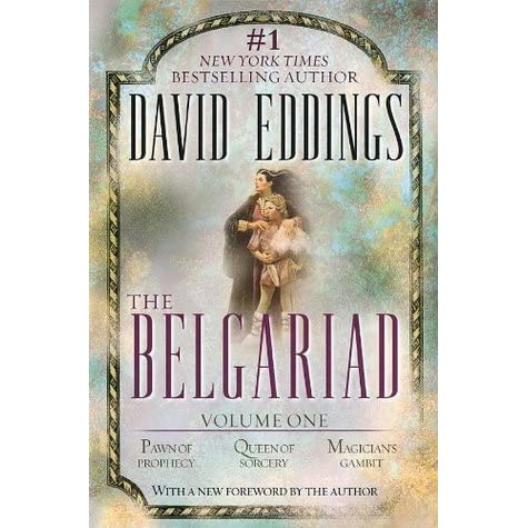 The Belgariad, Vol. 2 (Books 4 and 5): Castle of Wizardry, Enchanters End Game by