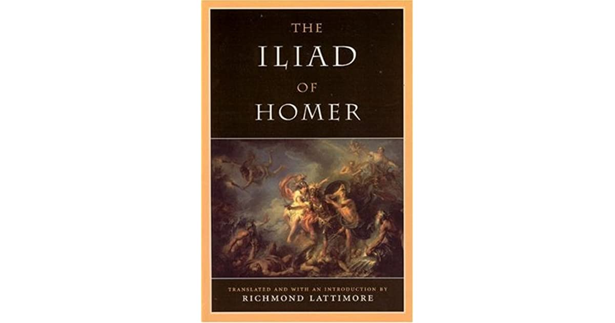 a literary analysis of the iliad by homer Download the free study guide and infographic for homer's epic poem the iliad here: course hero's video study guide.