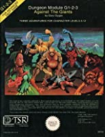 Against the Giants (Module G1-3) (Advanced Dungeons & Dragons)