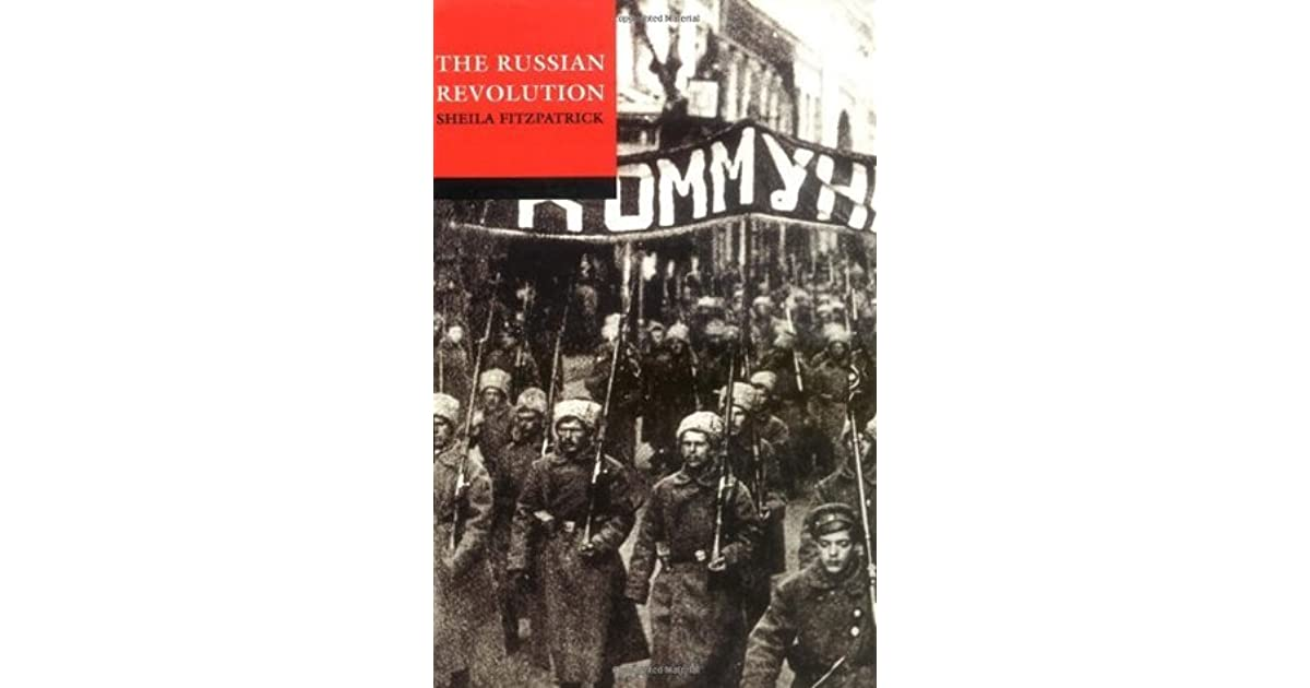 sheila fitzpatrick the russian revolution thesis Sheila fitzpatrick (born june 4 the russian revolution oxford university press fitzpatrick, sheila (sep 2014.