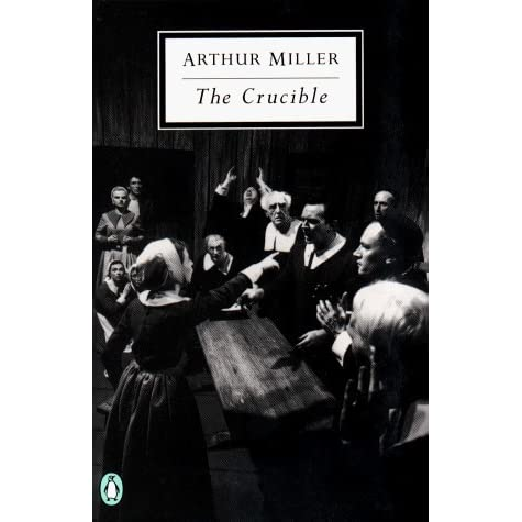 a critique of arthur millers play the crucible Saoirse ronan leads the accusers in this revival of arthur miller's morality play about the salem witch trials, with ben whishaw and sophie okonedo as john and elizabeth proctor after enlivening.