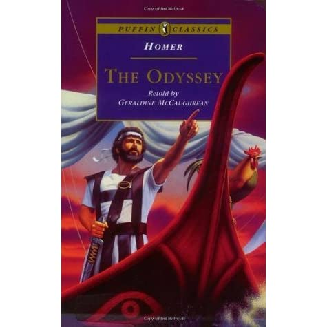 an analysis of the challenges for odysseus in the odyssey by homer
