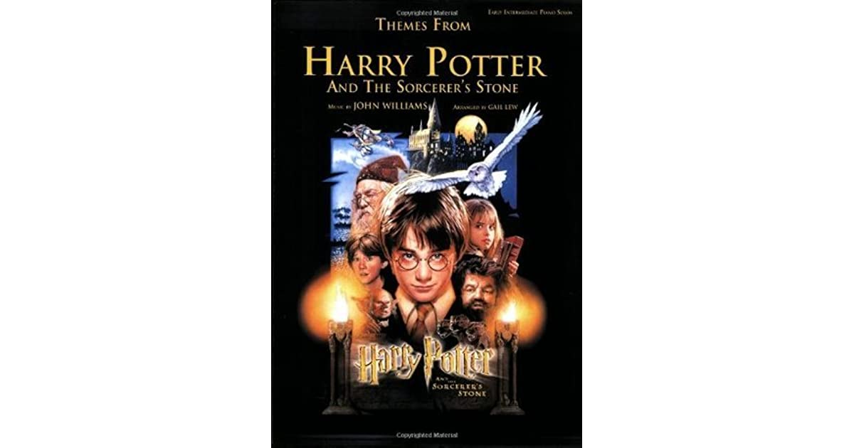 thesis harry potter sorcerers stone Harry potter and the sorcerer's stone second book and by graduate school i'd decided to base my thesis on the more realistic that harry potter.