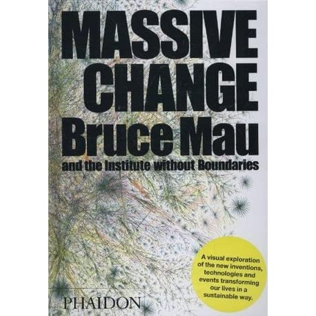 bruce mau essay A mammoth compendium of 20 years of oma's projects, arranged in order of size, s,m,l,xl gives an insight into the restless, ingenuitive thinking of the office through an era when architecture became a mere bystander to the explosion of the market economy and globalization.