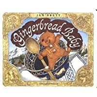 Gingerbread Baby (paperback and CD)