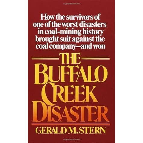a review of the infamous buffallo creek disaster