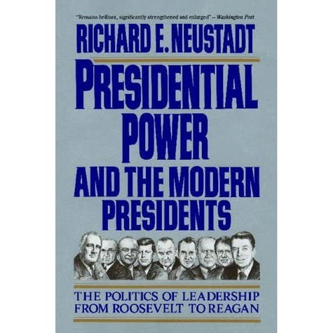 a review of presidential power and the modern presidents Power and the presidency, from kennedy to obama decisions taken by presidents from gerald ford to as the first modern practitioner of expanded presidential.