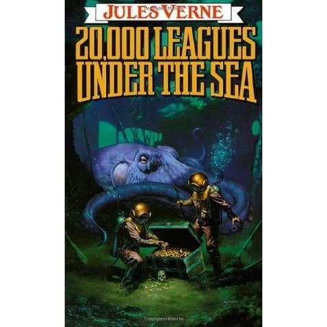 an analysis of the book 20000 leagues under the sea 20,000 leagues under the sea: chapter notes / plot analysis by jules verne.