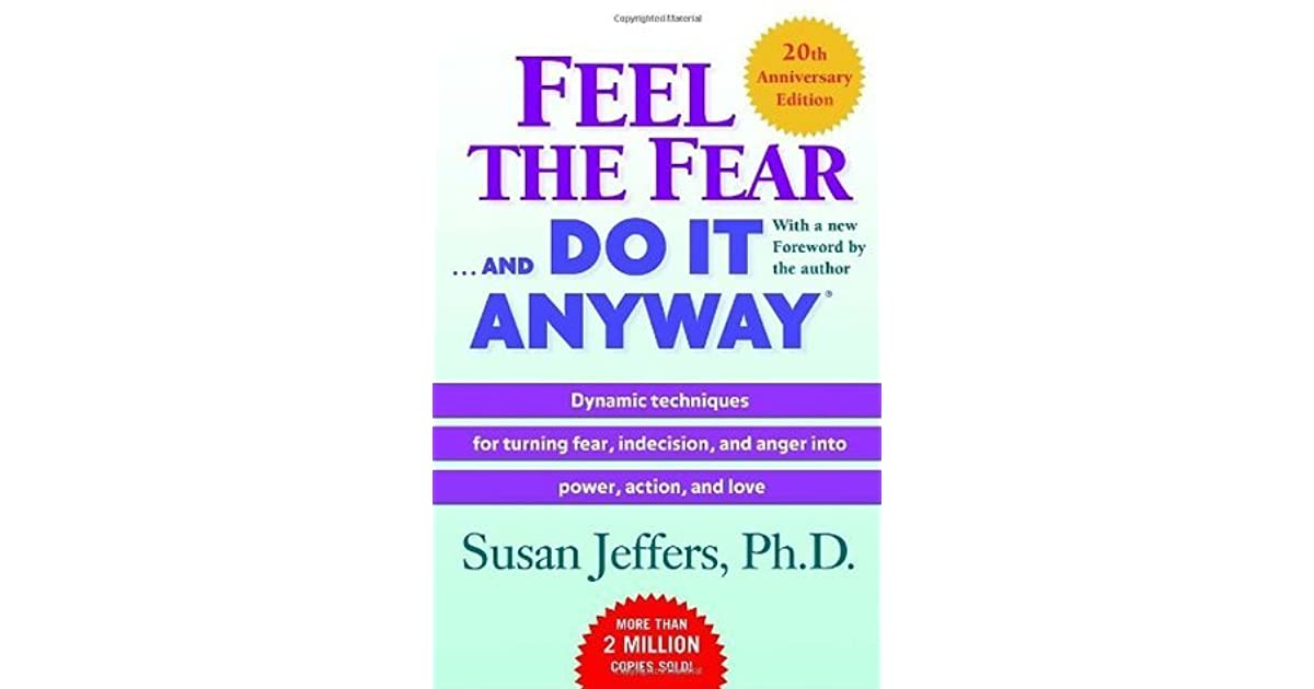 feel the fear and do it anyway pdf ebook